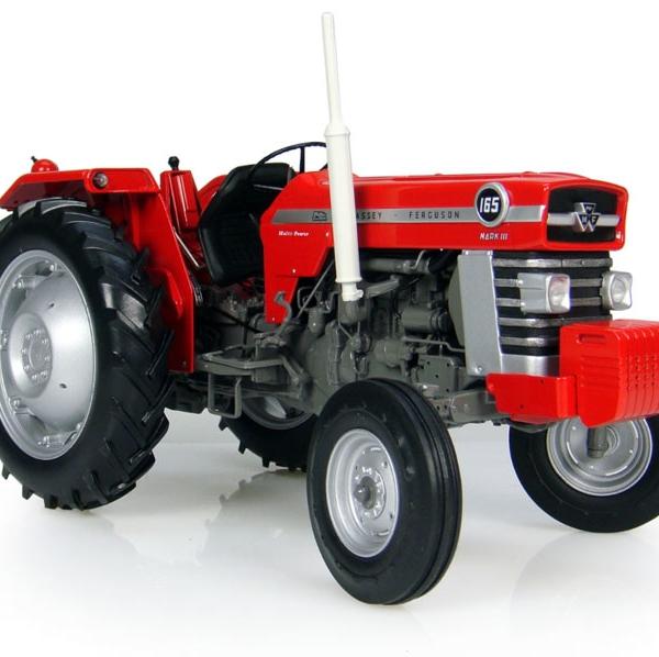 Metal Toy Tractors >> Kavanaghs Toys - UNIVERSAL HOBBIES MASSEY FERGUSON 165 MARK III TRACTOR 1:16 SCALE