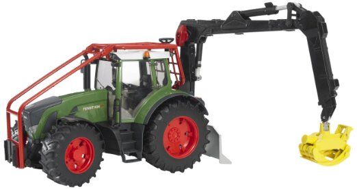 Kavanaghs toys bruder fendt vario forestry tractor