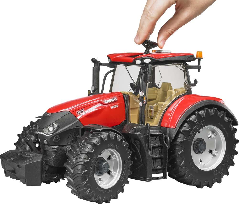 Case Tractors 300 Series : Kavanaghs toys bruder case ih optum cvx tractor